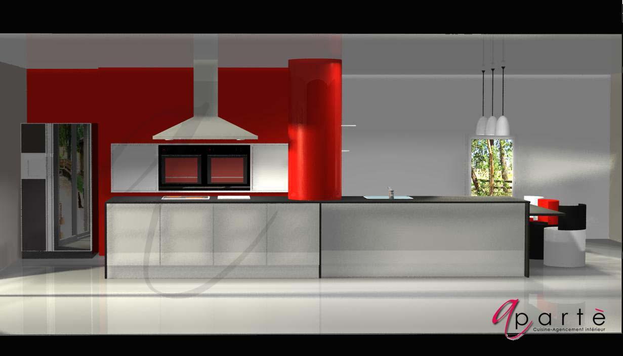Projet cuisine luxe apart le blog for Cuisine de luxe